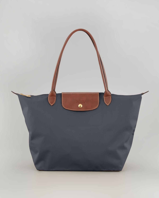 Lyst Longchamp Le Pliage Large Nylon Shoulder Tote Bag