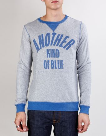 Nudie Jeans Another Kind Organic Sweatshirt - Lyst