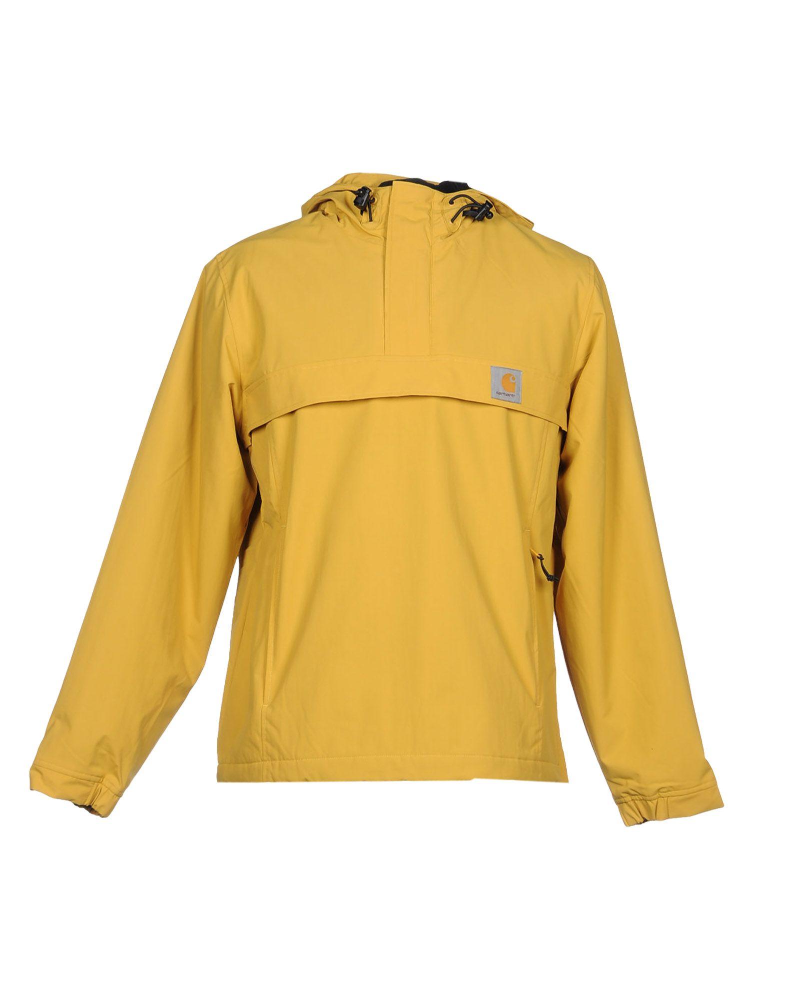 Carhartt Jackets in Yellow for Men | Lyst