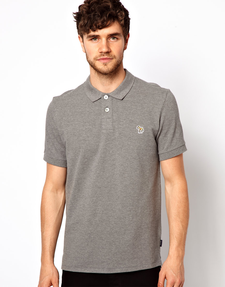 Paul smith zebra polo t shirt quiz how much do you know for Polo shirt and jeans