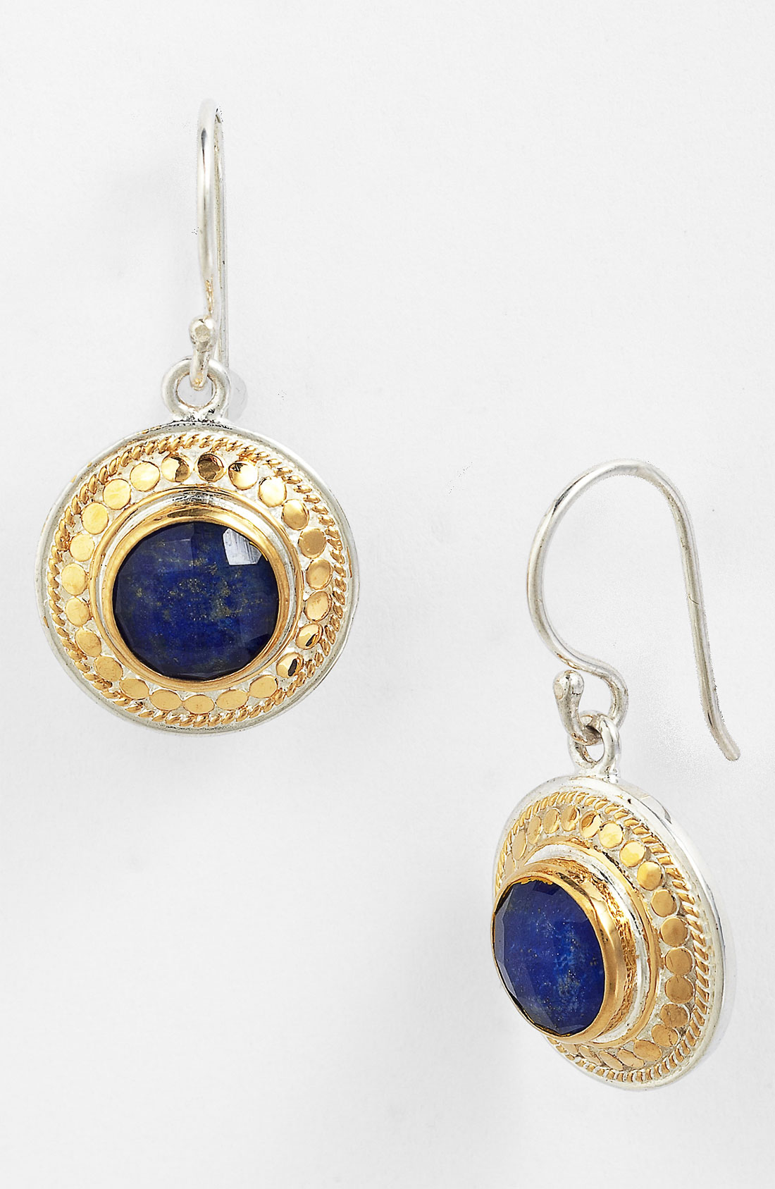 Anna Beck Gili Wire Rimmed Drop Earrings in Gold (gold ...
