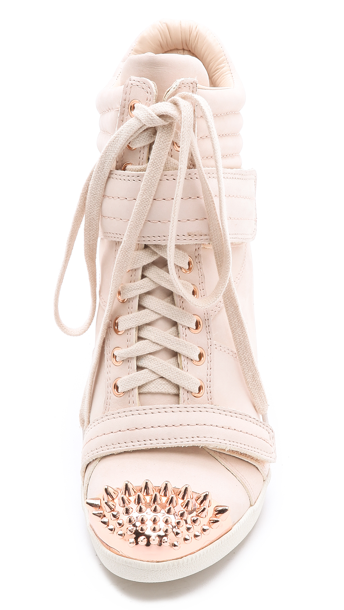 Boutique 9 Nevan Wedge Sneakers in Blush (Pink) - Lyst