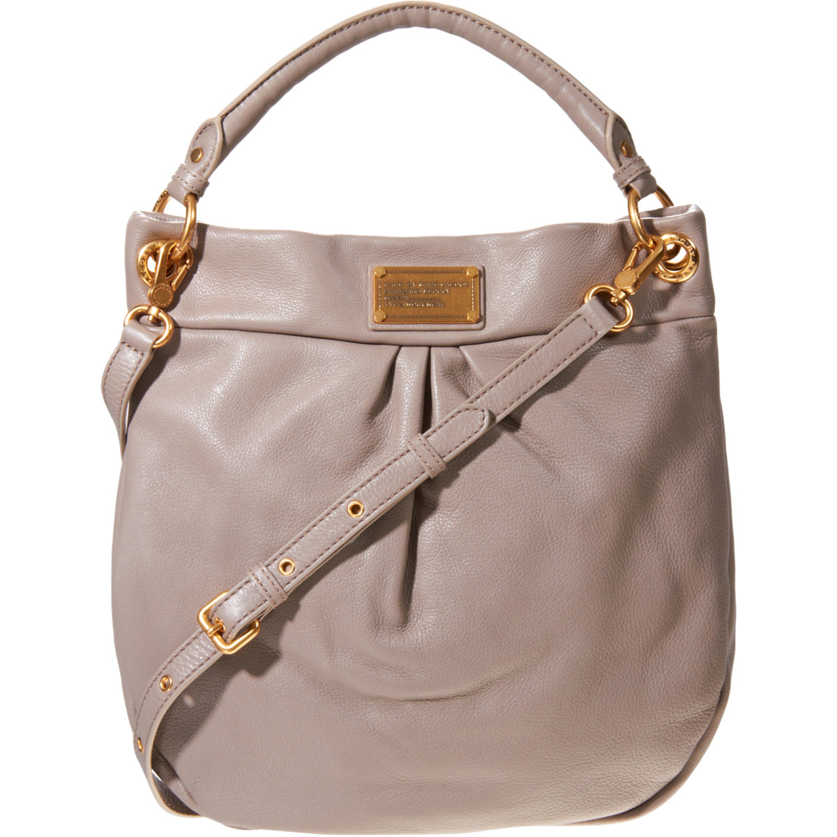 aaf27c33d7ea Marc By Marc Jacobs Classic Q Hillier Hobo Bag in Purple - Lyst