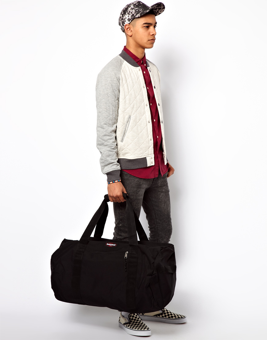 Lyst - Eastpak Eastpak Rollout Holdall in Black for Men be97bfc0ce9a3