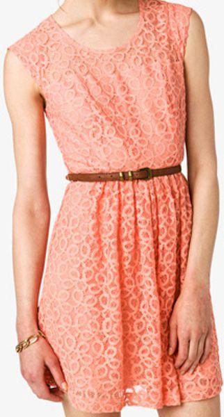 Galerry lace dress graduation