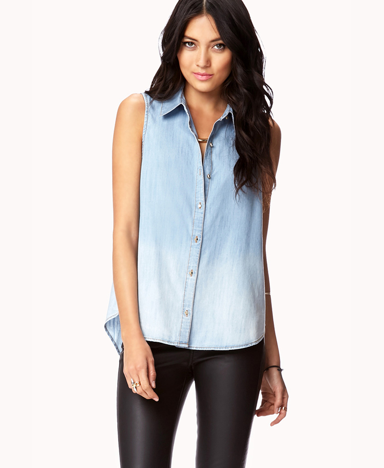 Shop for womens chambray shirt at puraconga.ml Free Shipping. Free Returns. All the time.