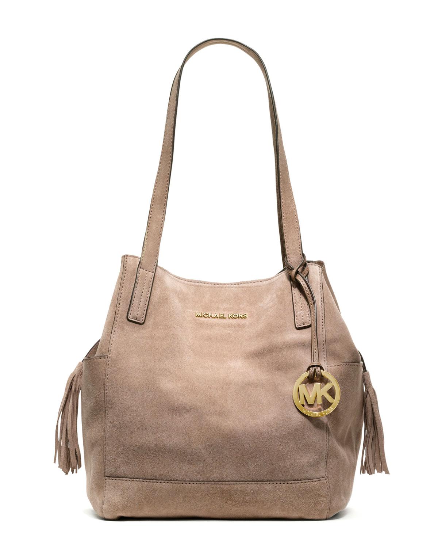 f4f61392f37414 Michael Kors Suede Handbags - Foto Handbag All Collections ...