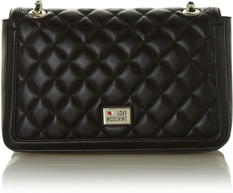 Love Moschino Super Quilted Shoulder Bag 94