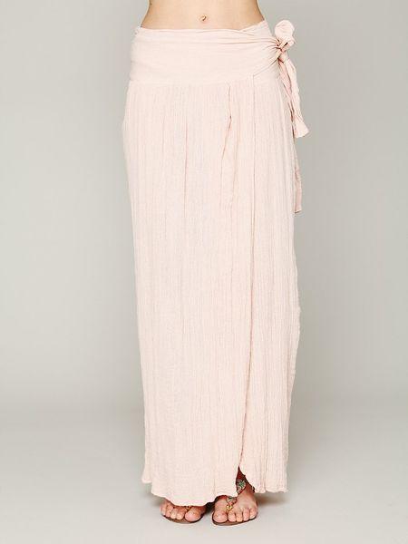 jen s pirate spinner maxi skirt in pink summer