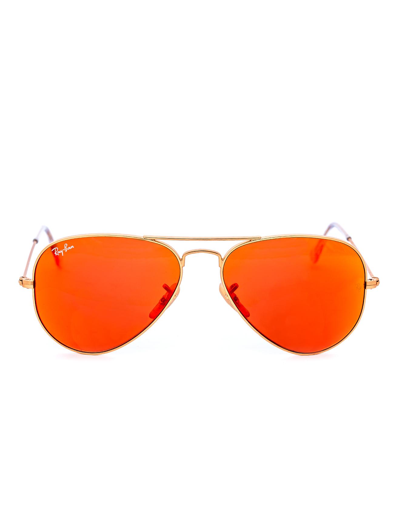 31b876d40f Ray Ban Mirrored Aviators Orange « Heritage Malta