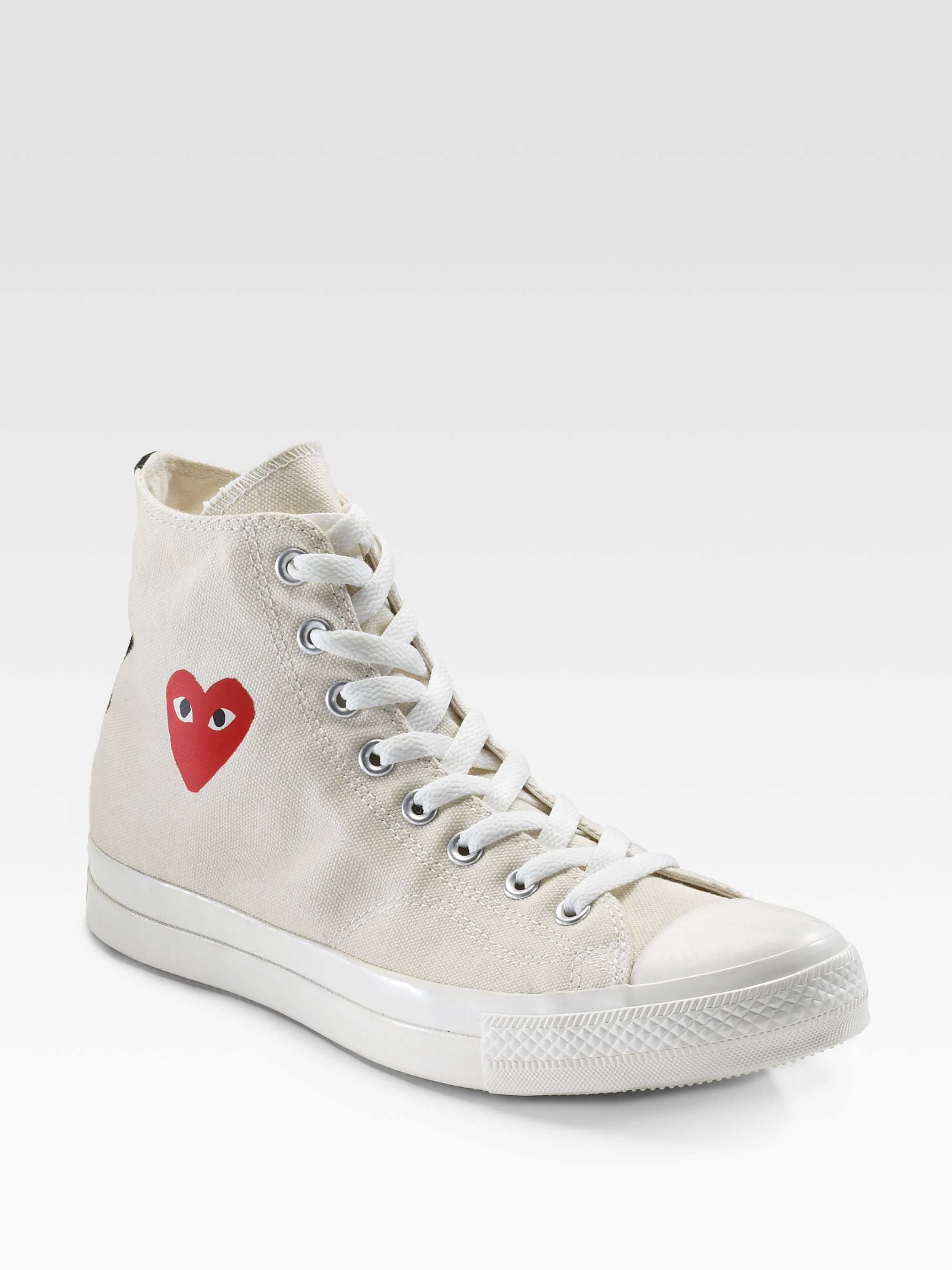 Converse Sneakers All Star Chuck Taylor Men Size Red Hi Top Canvas Shoes M See more like this Converse All Star Looney Tunes White Canvas Hi Top Shoes Men's Size 4 Women's 6 Pre-Owned · Converse · US Shoe Size (Men's):4 · Chuck Taylor All Star.