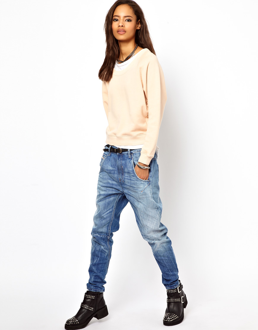 Denim clothing for women