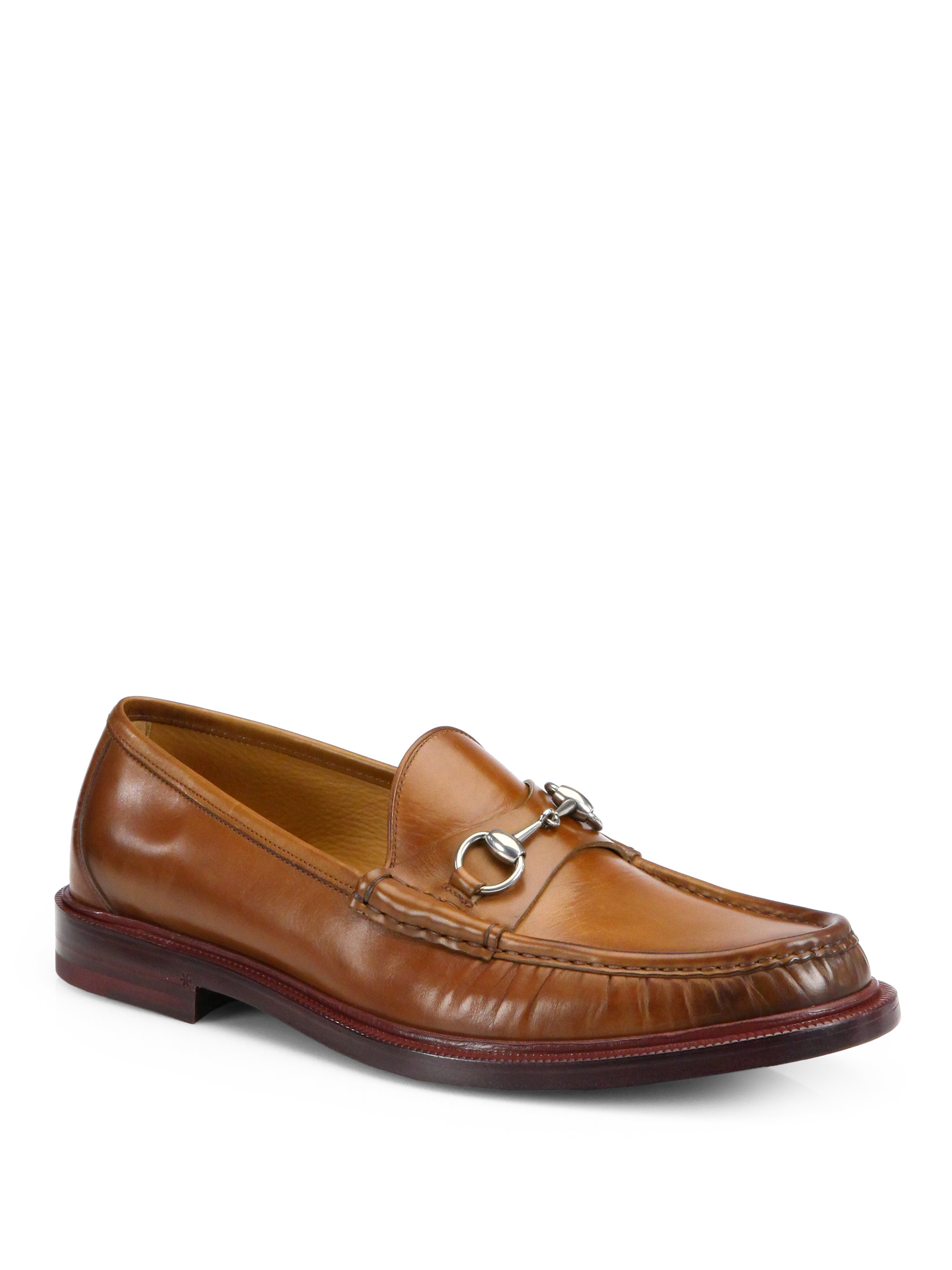 Brown Loafers Mens Shoes