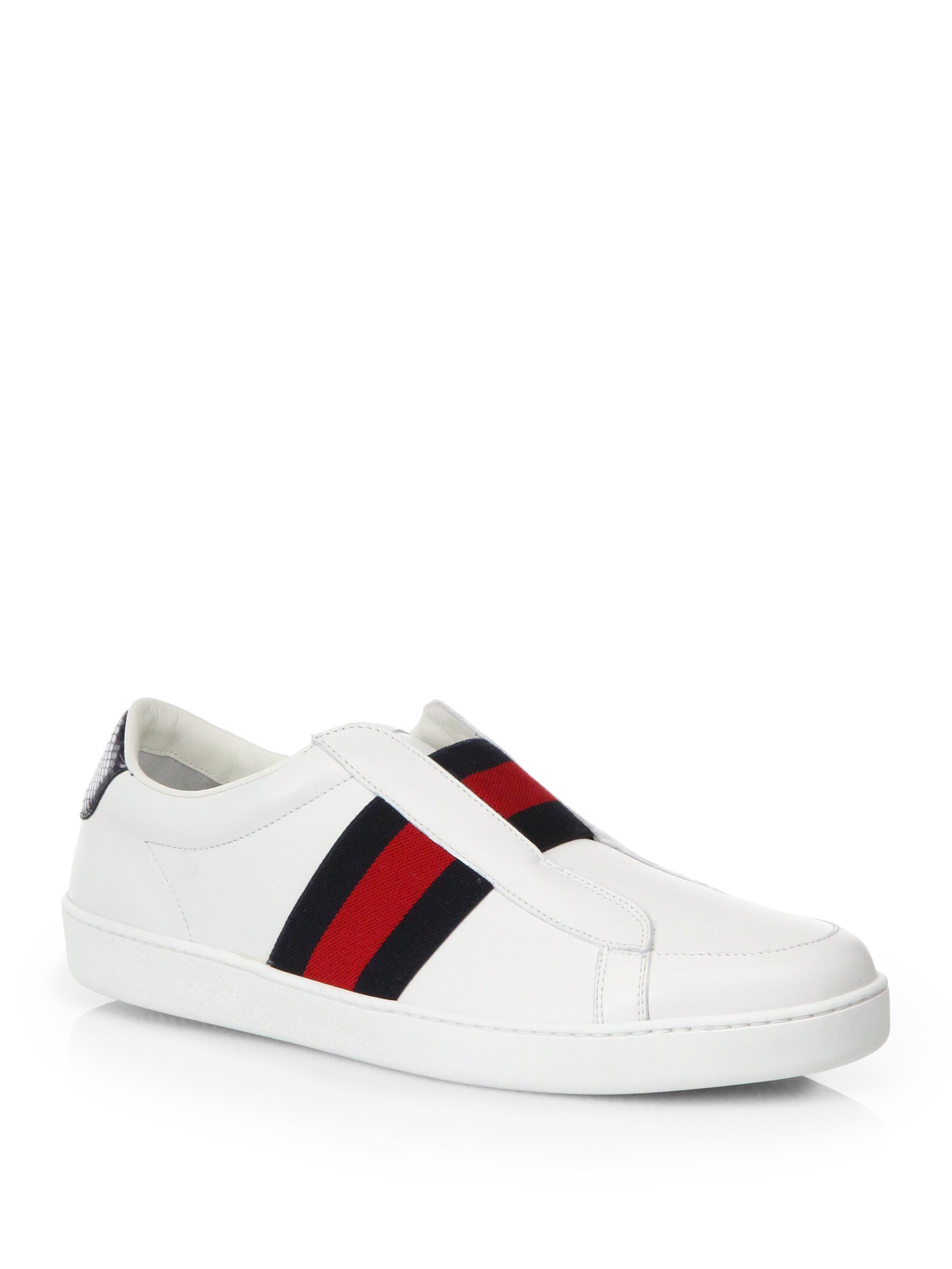 white gucci sneakers for men wwwimgkidcom the image