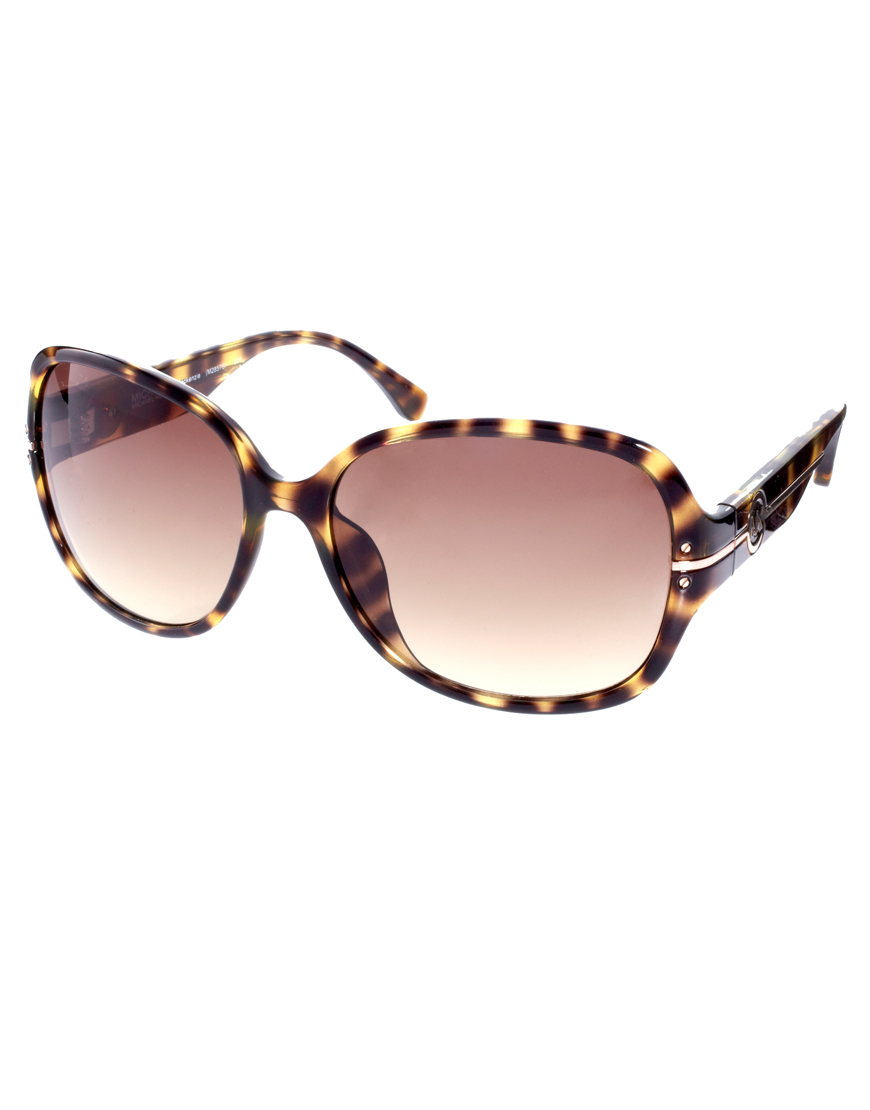 Michael Kors Mackenzie Sunglasses  michael kors mackenzie sunglasses lyst
