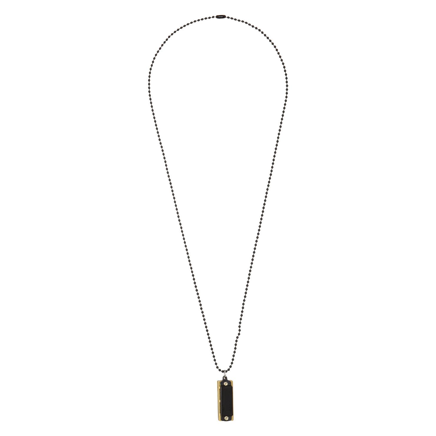 ALDO Pierone Necklace in Midnight Black (Black)