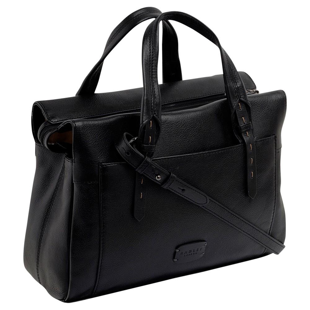Radley Barnsley Medium Multiway Tote Handbag in Black