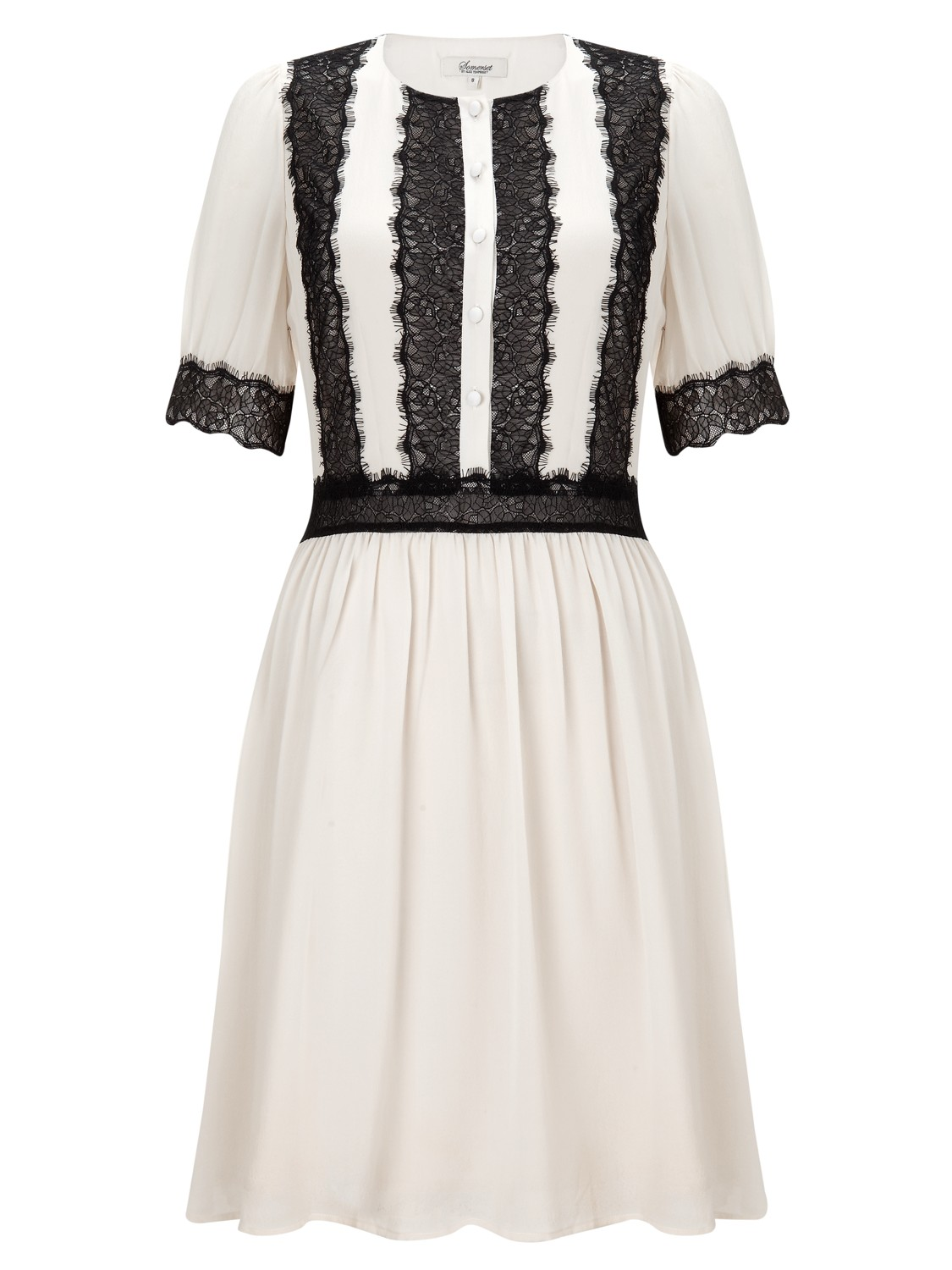 4f851cd0389e5 Somerset by Alice Temperley Somerset By Alice Temperley Silk Lace ...