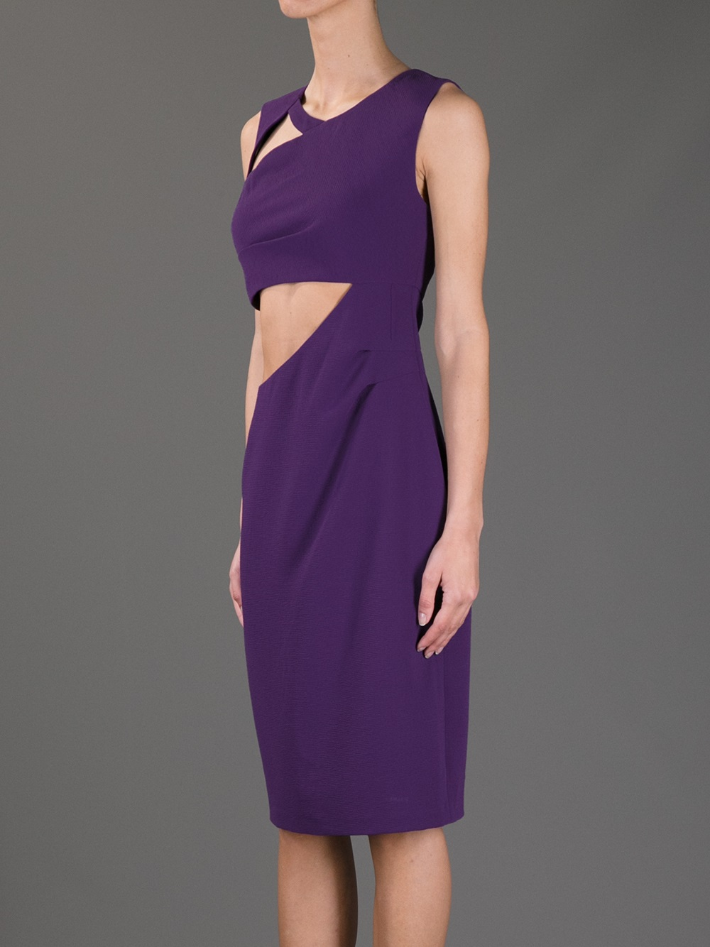 Bcbg Purple Dress | Weddings Dresses