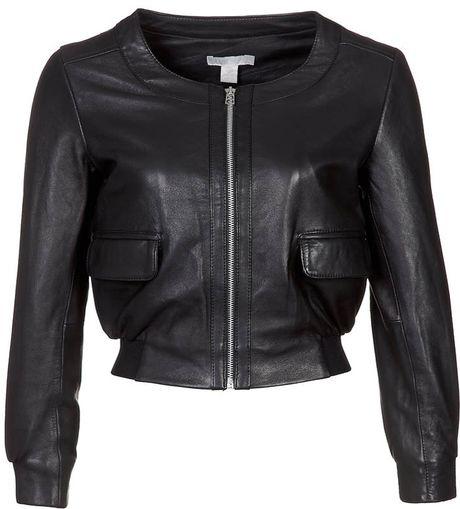b9c8f377e393 Clothing stores – Black leather adidas jacket