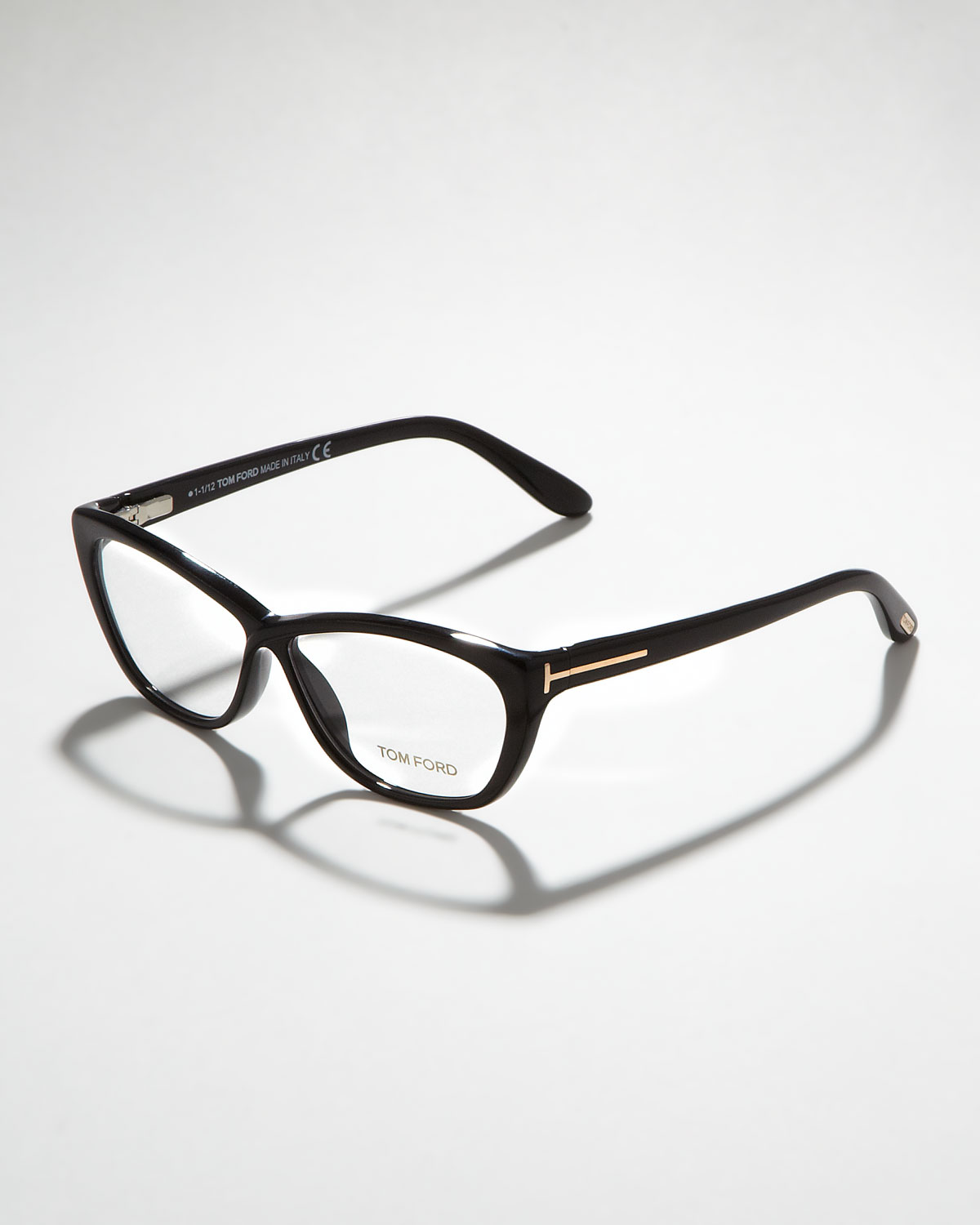 30d2ace2650 Gallery. Previously sold at  Bergdorf Goodman · Women s Tom Ford Cat Eye ...
