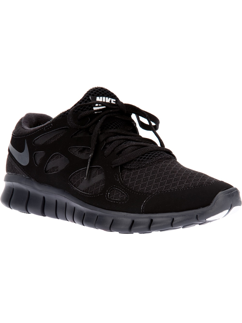 wholesale dealer 7435f 18ed8 Nike Free Run 2 Nsw Trainer in Black for Men - Lyst