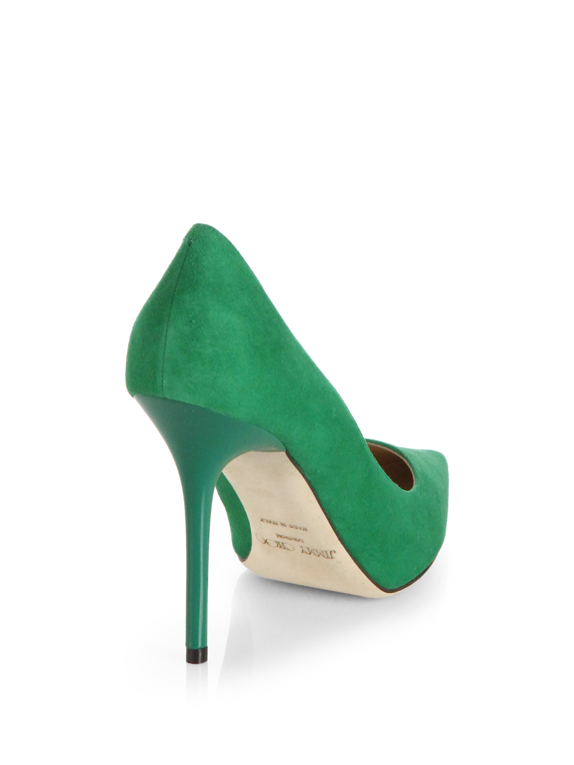 b8dc58a6ebe Gallery. Previously sold at  Saks Fifth Avenue · Women s Jimmy Choo Abel ...