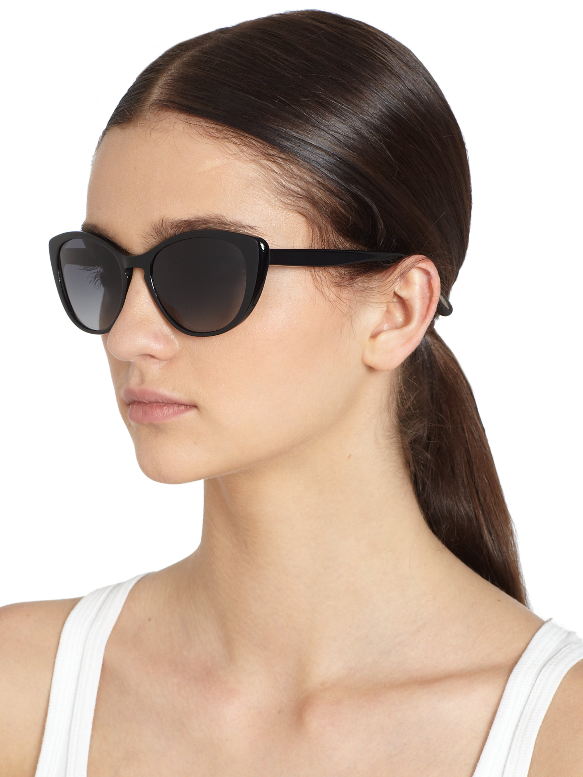 Sale Shop For For Cheap Oliver Peoples polarized cat eye sunglasses Authentic Online Amazon Cheap Online X70GZO