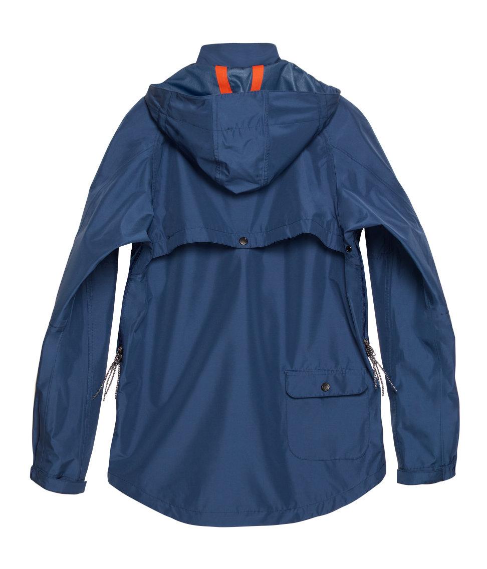 H&M Functional Jacket in Dark Blue (Blue) for Men