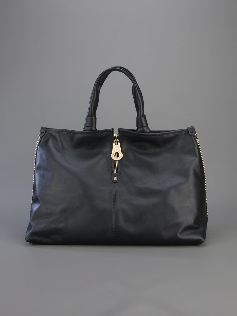 Moncler Amelie Tote in Black