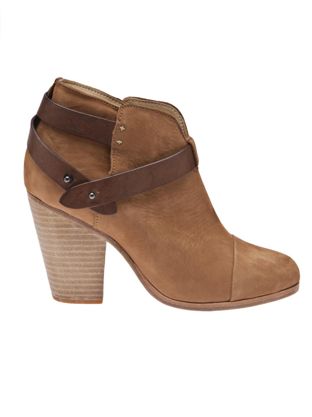 Rag & Bone Harrow Boot in Camel (Brown)