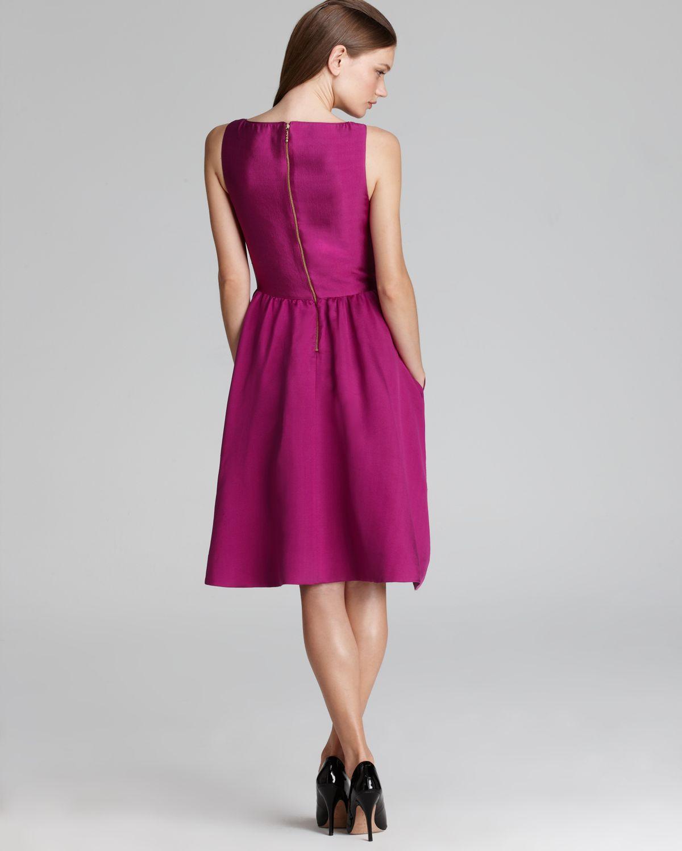 Kate Spade Landry Dress In Purple
