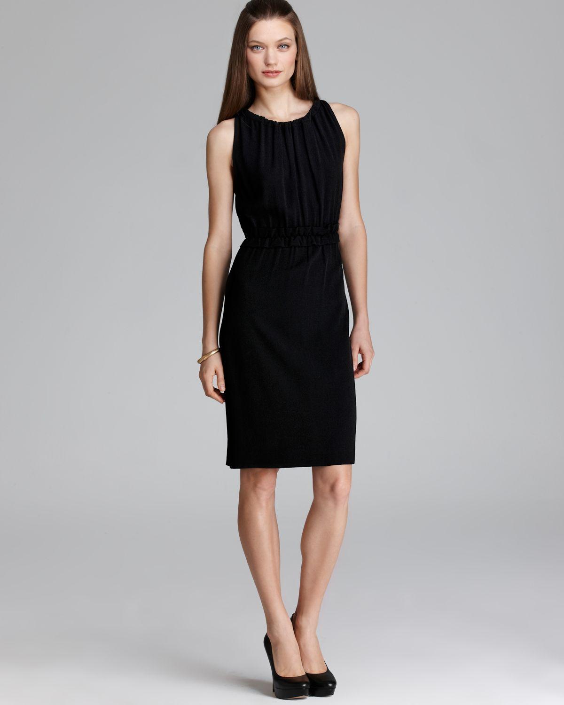 Kate spade katia dress in black lyst