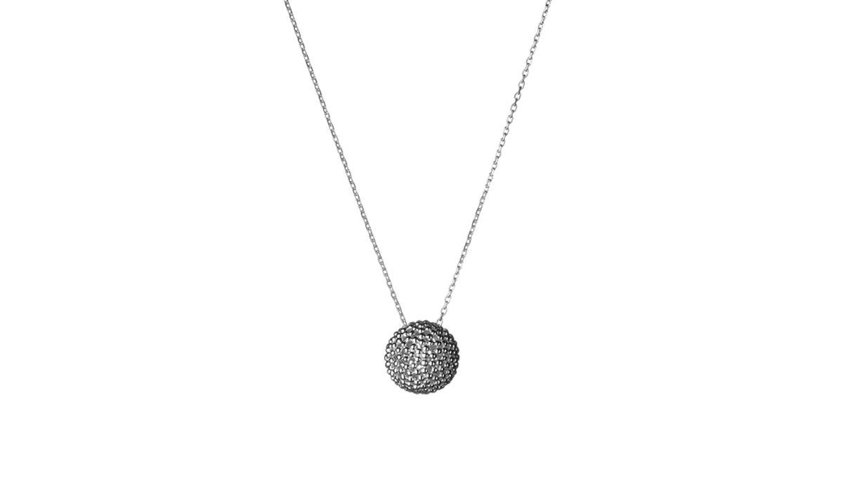 Effervescence Big Bubble Pendant Necklace 12