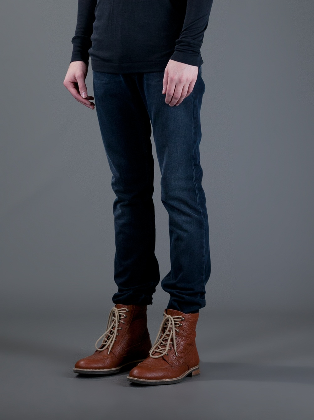 acne jeans roc