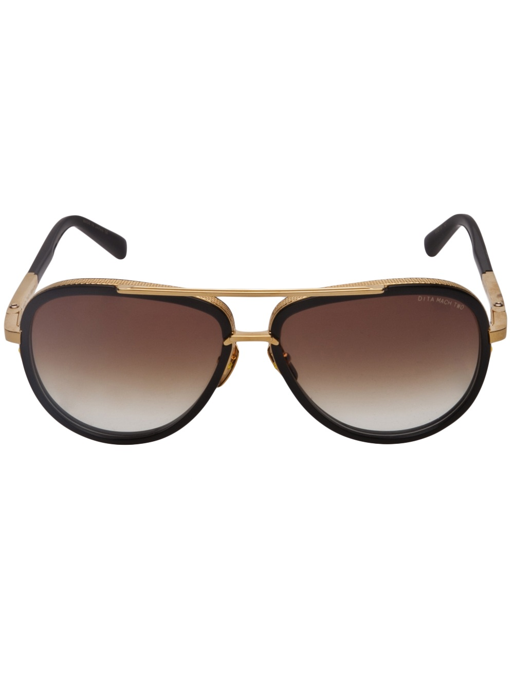 Dita Mach One Sunglasses in Gold | Lyst Dita Eyewear