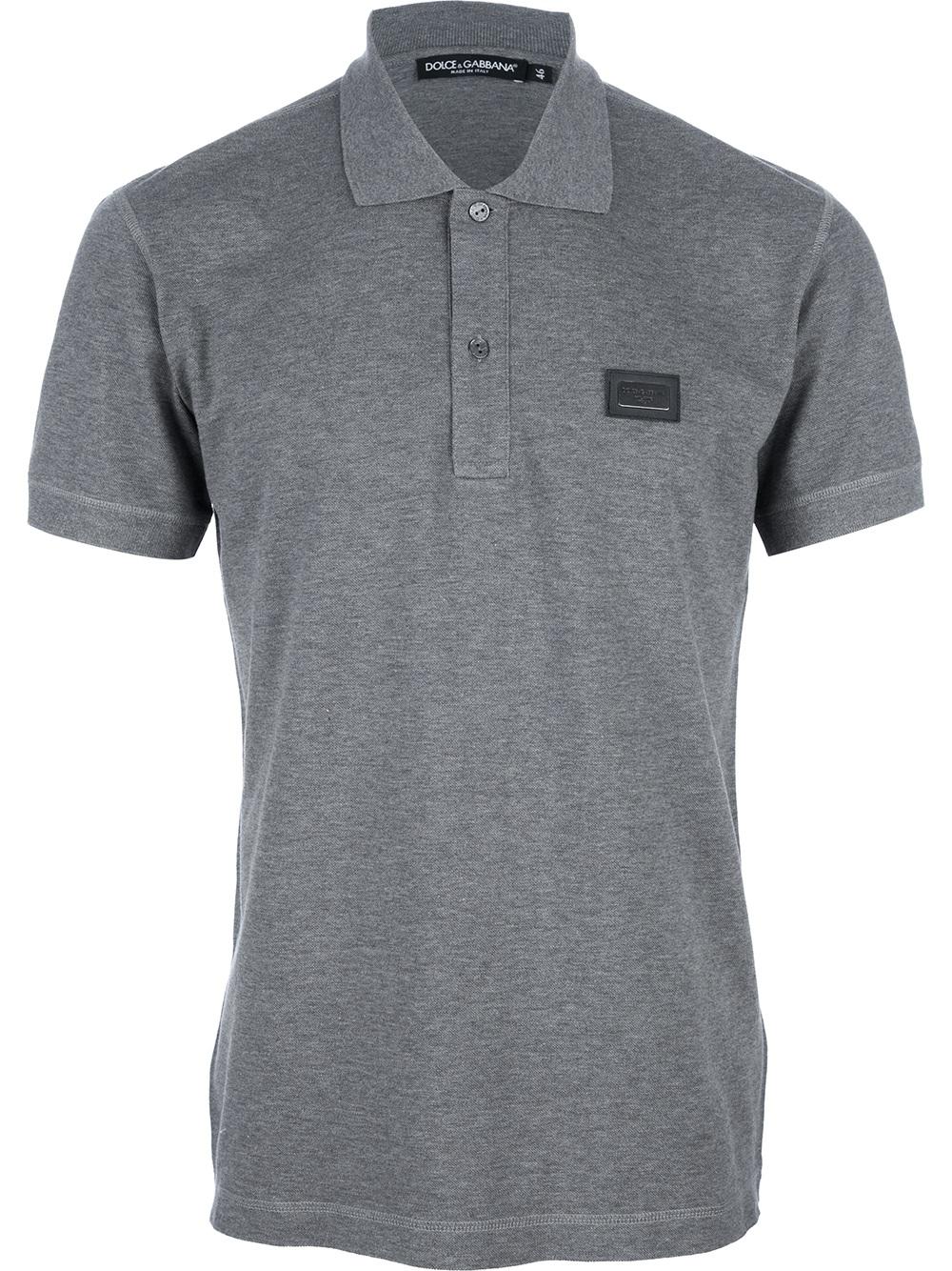 Dolce And Gabbana Polo Shirt
