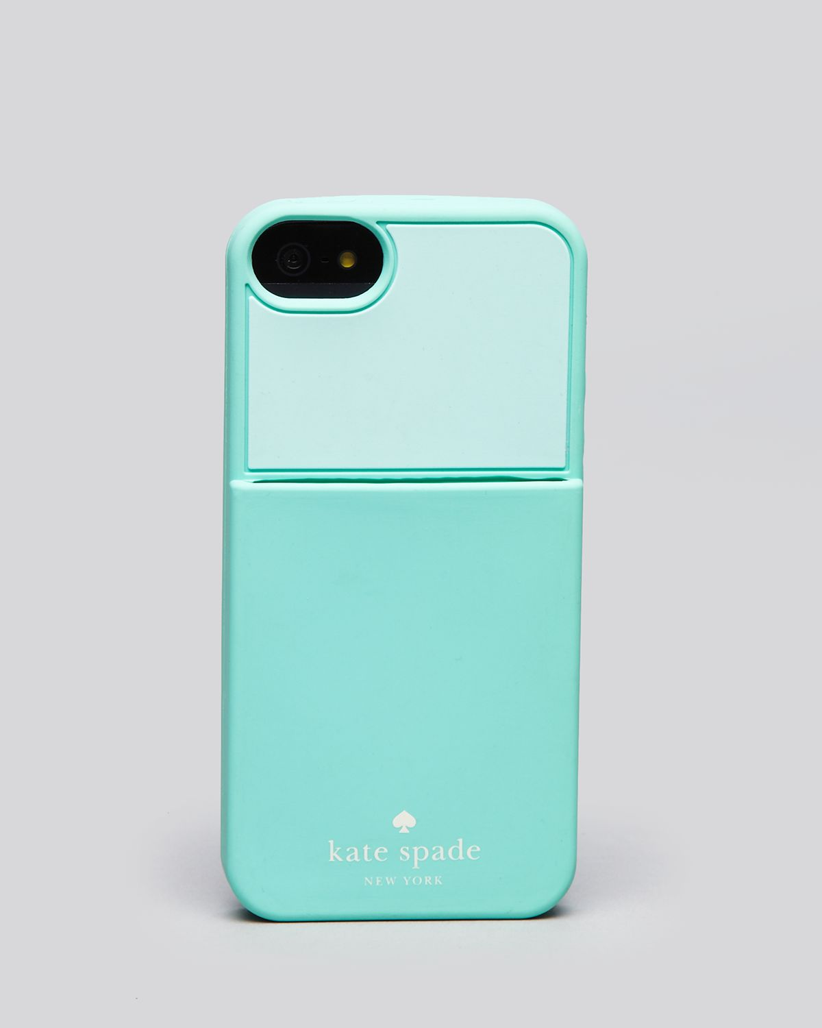 best website f2ed6 3fe2e kate spade new york Blue Iphone 5 Case Colorblock Pocket