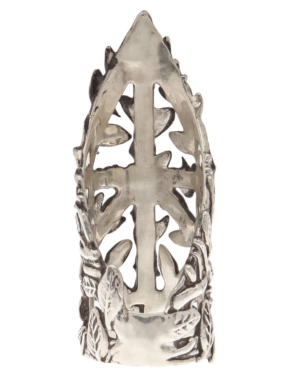 Pamela Love Maia Ring in Metallic