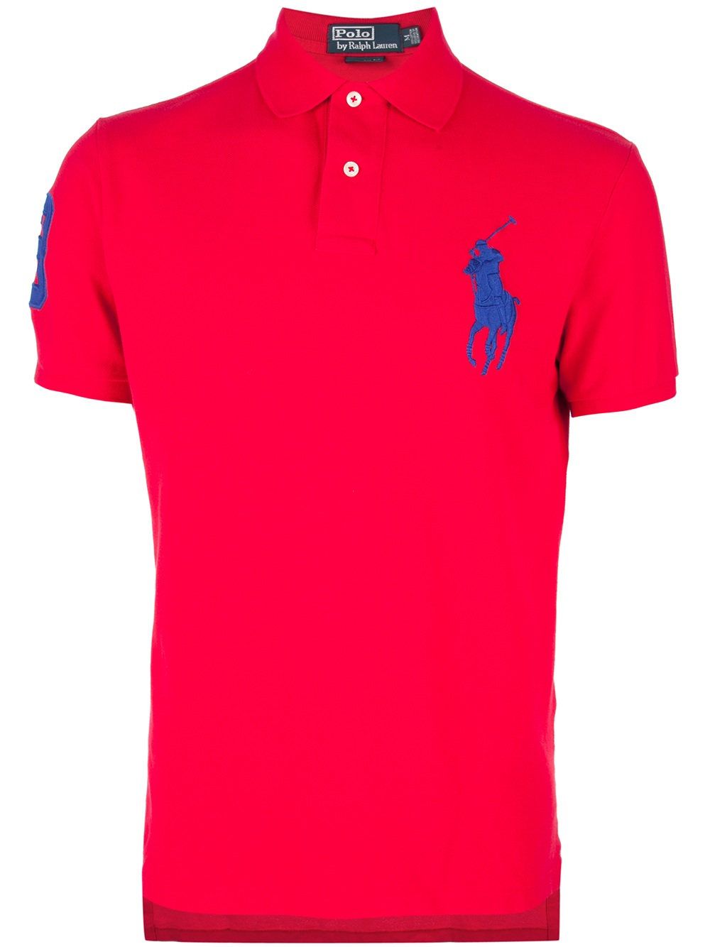 Lyst Polo Ralph Lauren Polo Shirt In Red For Men