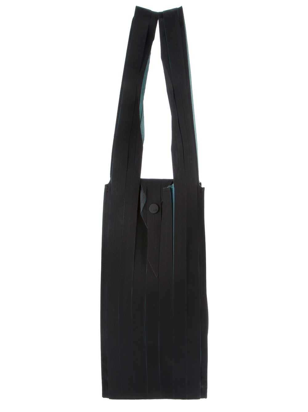 Lyst Pleats Please Issey Miyake Pleated Tote Bag In Blue