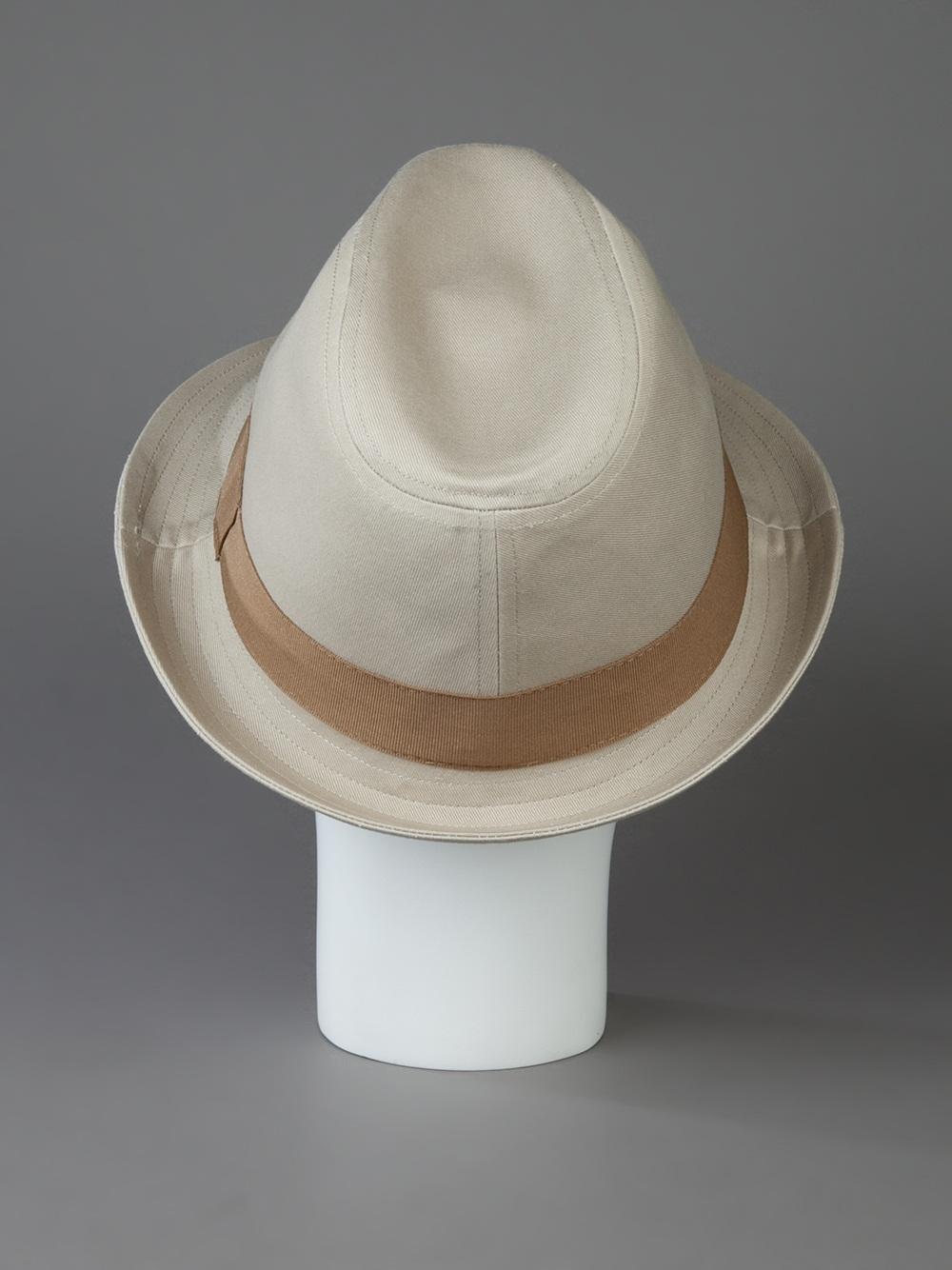 Ralph lauren Panama Hat in Natural for Men   Lyst