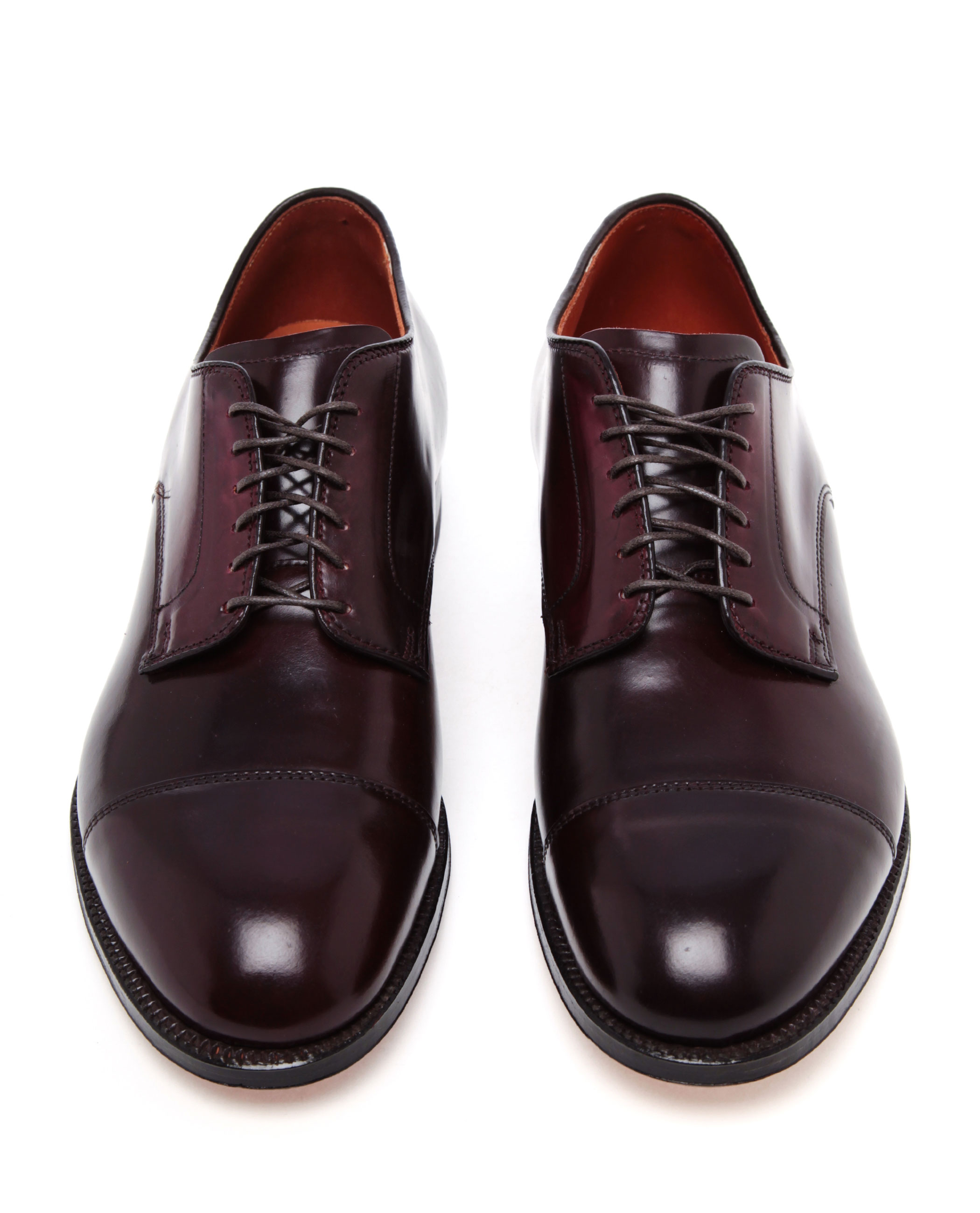 Alden Cordovan Lace Up Shoes