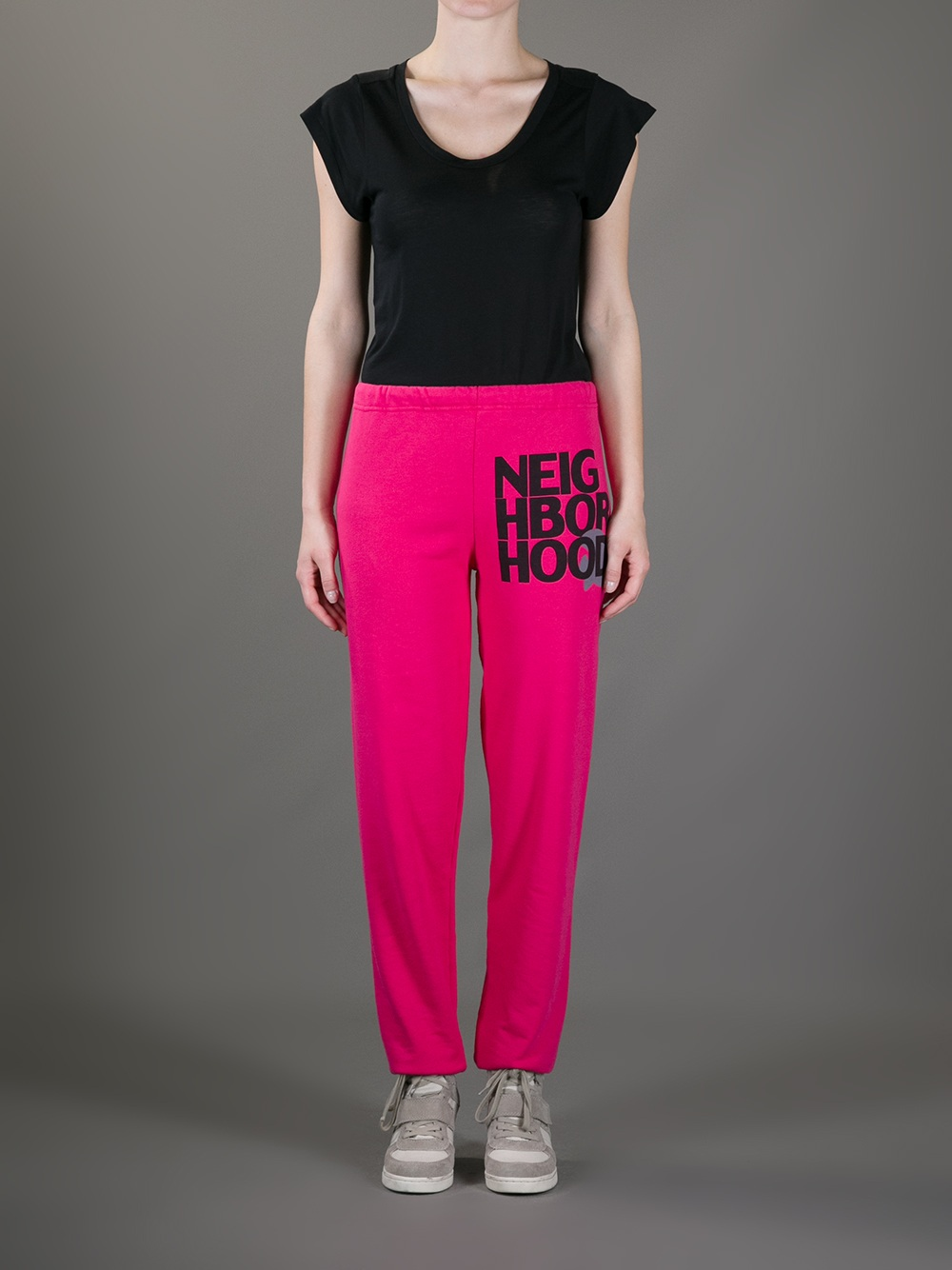 free city sweat in pink lyst