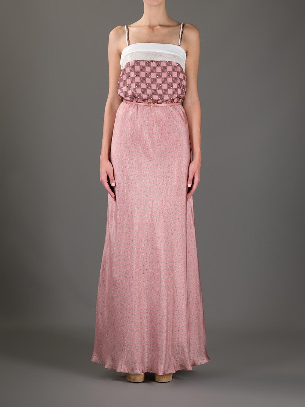LIU JO mixed floral print dress - LIU•JO - Polyvore