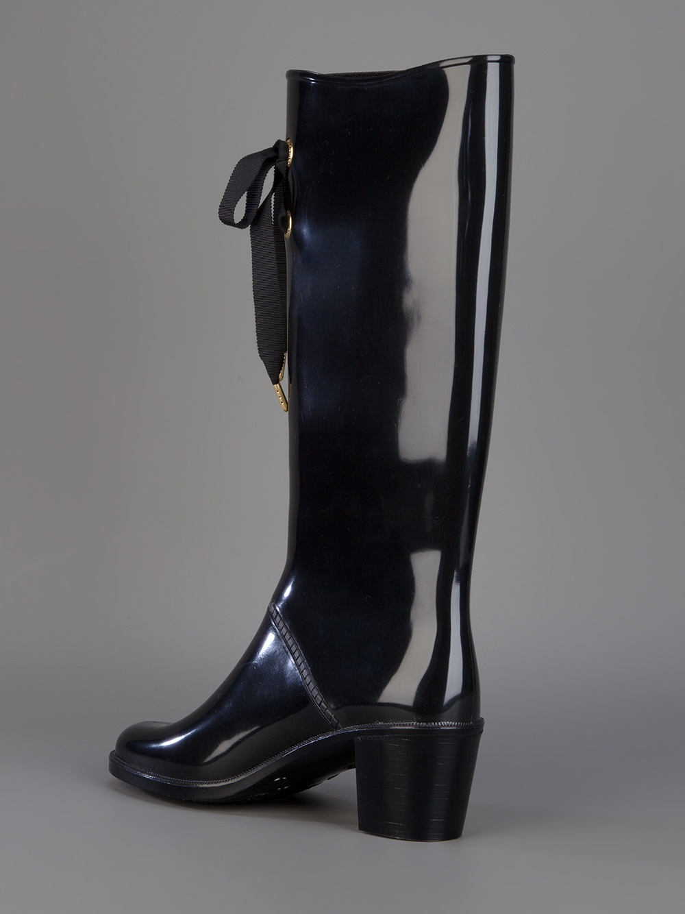 Marc By Marc Jacobs Wellington Boot In Black Lyst