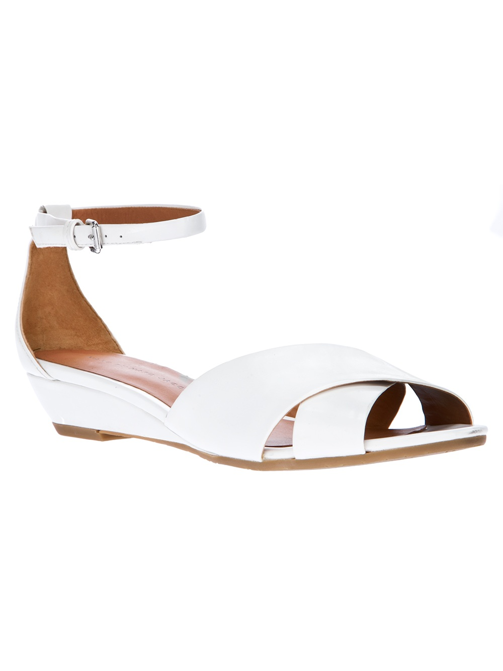 Marc By Marc Jacobs Low Wedge Sandal in