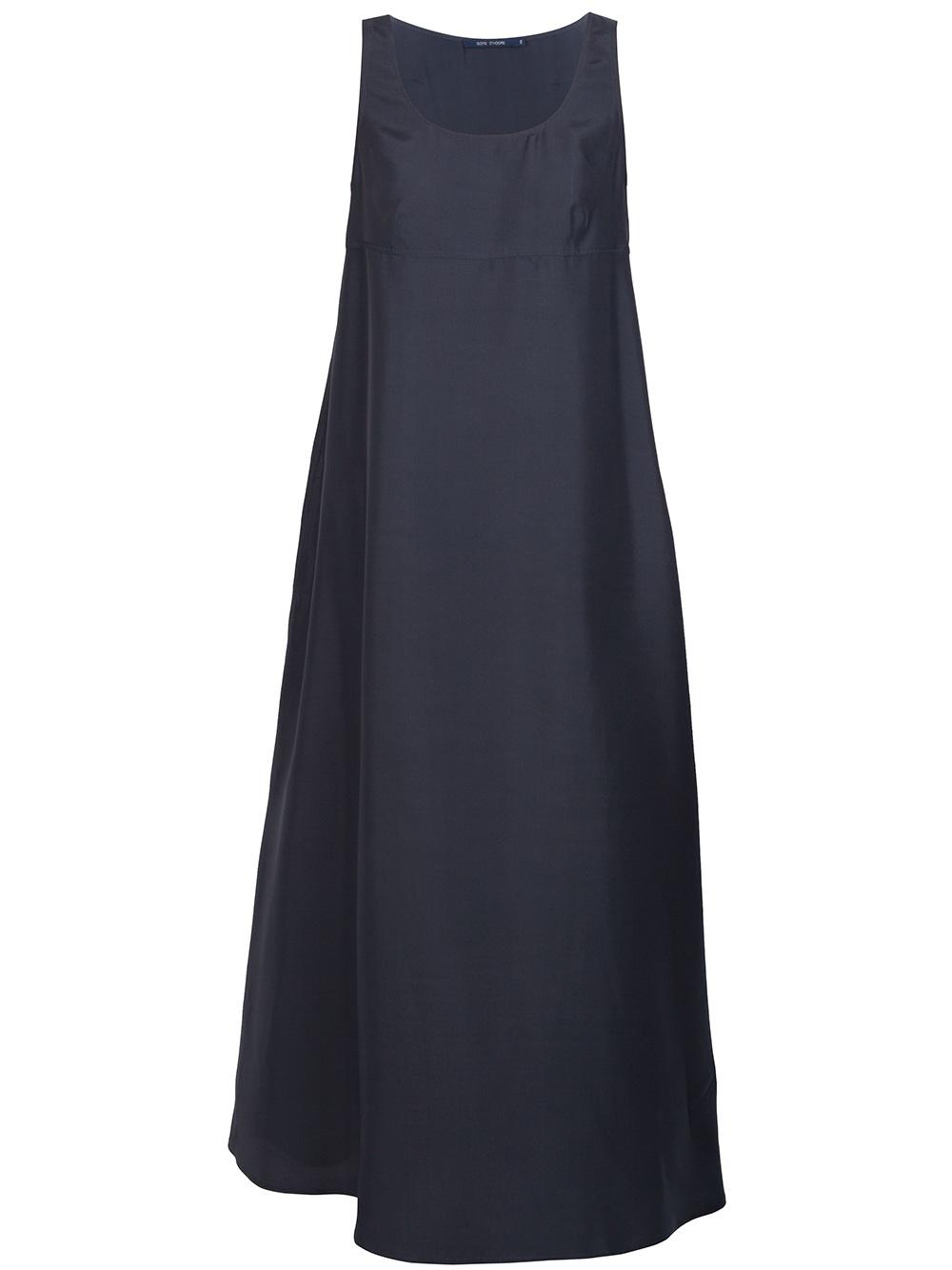 Lyst Sofie D Hoore Long Dress In Black