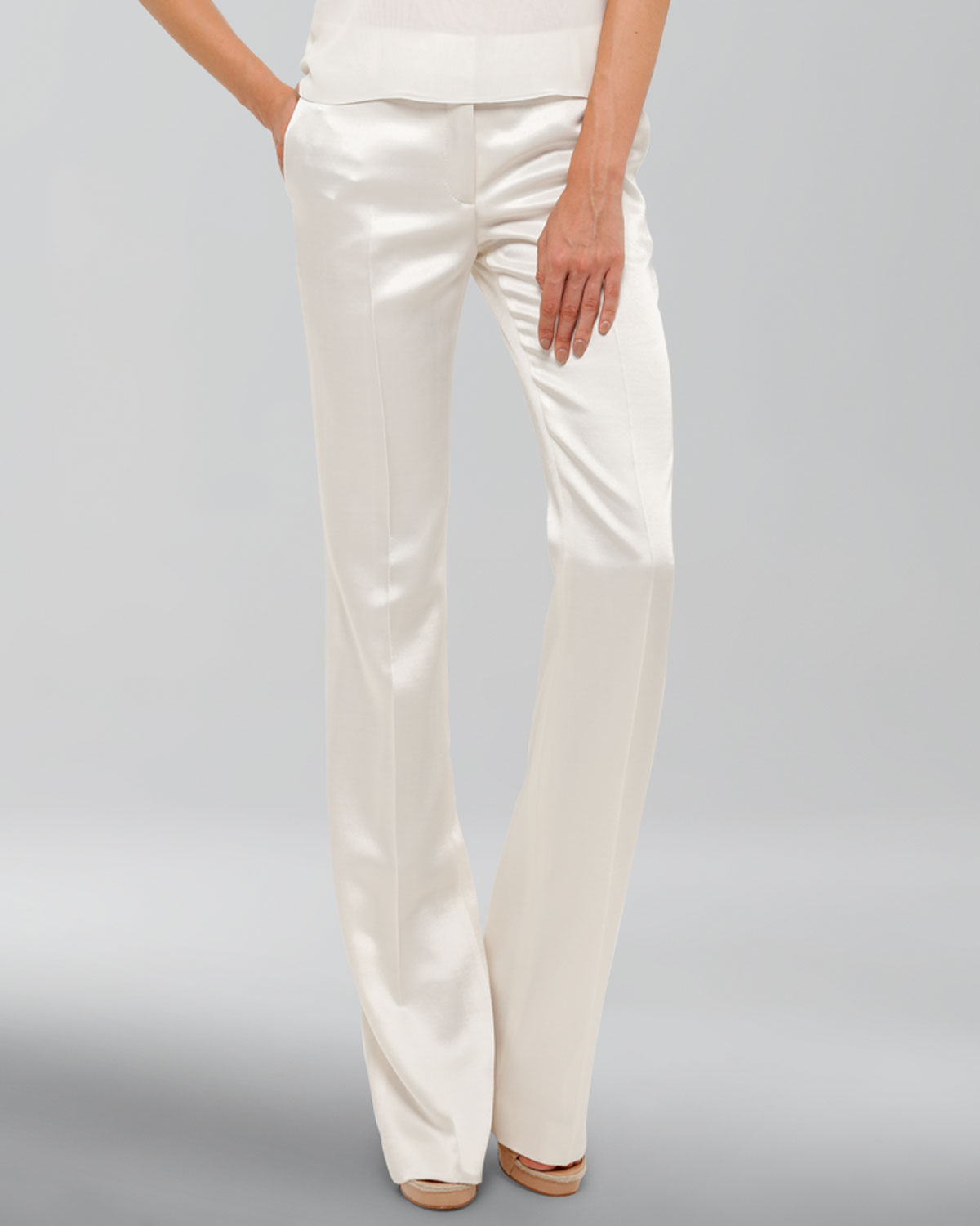 Lastest Trousers Casual Pants Plus Size Pants Endtoend Pants White Slim