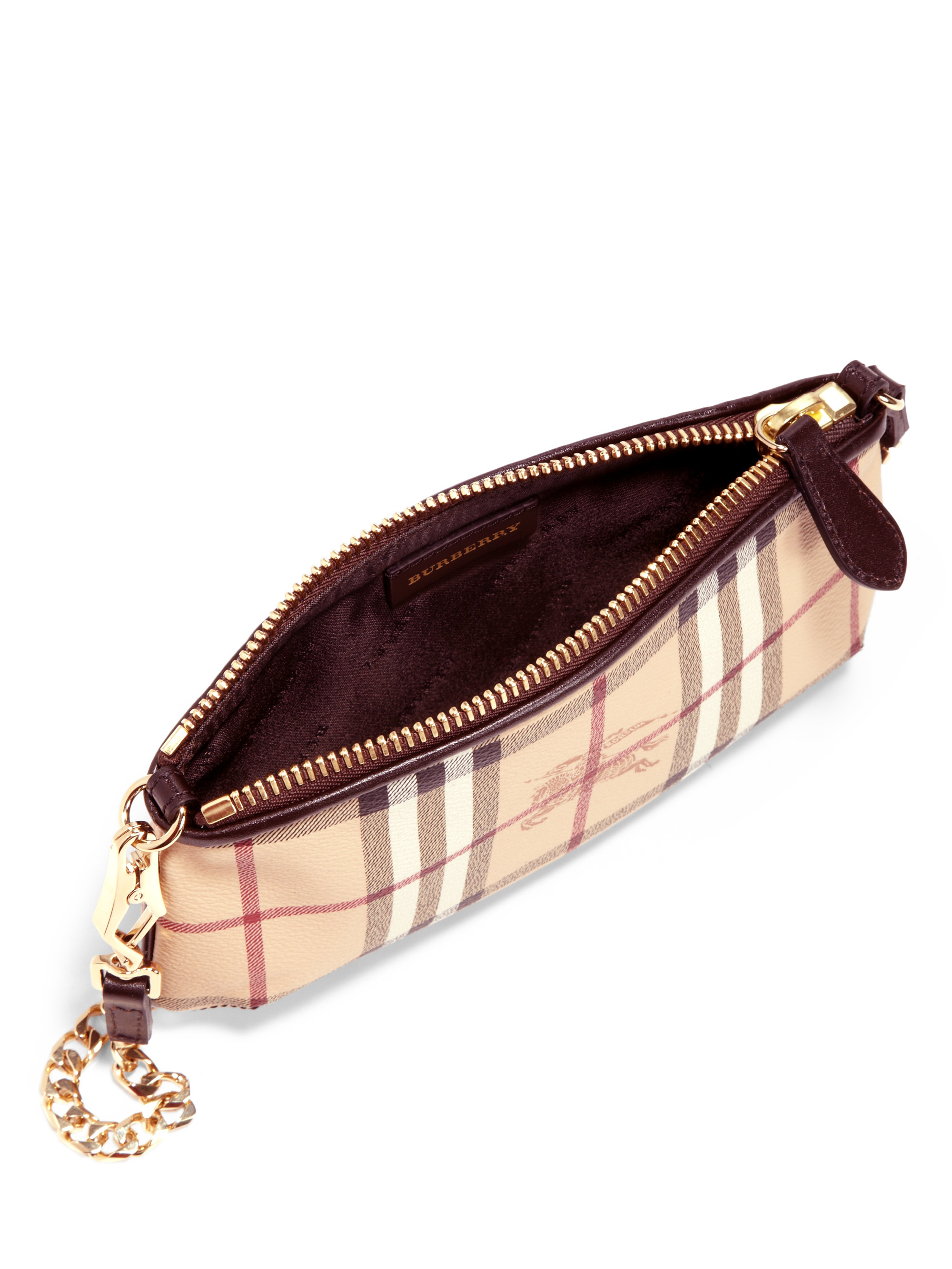 4a6ef228425d Gallery. Previously sold at  Saks Fifth Avenue · Women s Burberry Haymarket